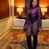Ashanti flaunts hot bod in dazzling body suit