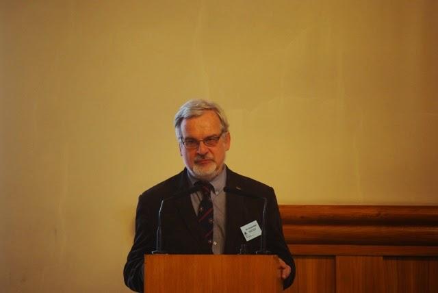 Konferencja Metody geofizyczne w archeologii polskiej (fot. J. Karmowski, K. Kiersnowski) - geof%2B%252812%2529.JPG