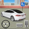 Modern Driving Car parking 3d – New car games icon