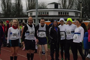 Roding Valley Half Marathon - 28th February 2016
