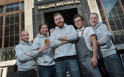 Shilling Brewing Co, Glasgow Bars, Craft Beers, Gerry's Kitchen