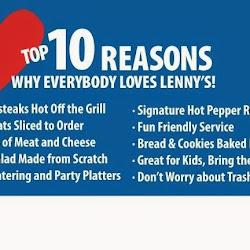 Lenny's Sub Shop's profile photo