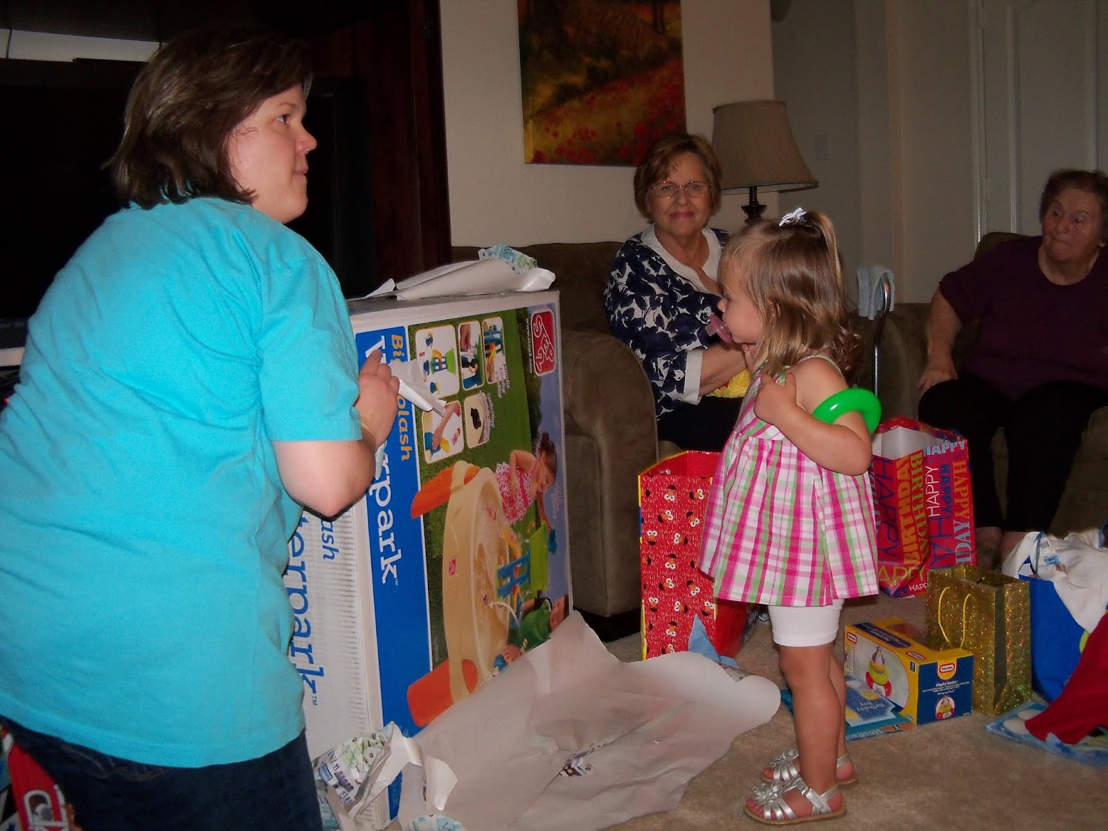 Marshalls First Birthday Party - 115_6714.JPG