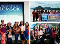 Dekranasda Studi Industri Tenun dan Ayaman, Di Lombok