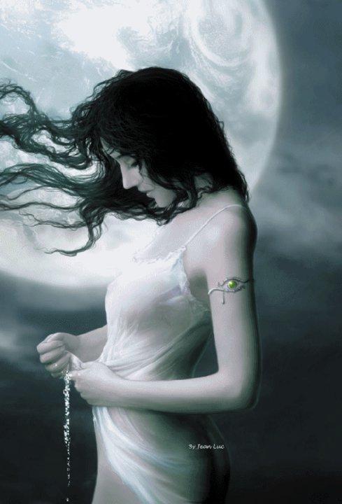Moon Priestess, Moon Magic