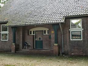 Zuidkamp gebouw Z53