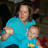 Marshalls First Birthday Party - 100_1389.JPG