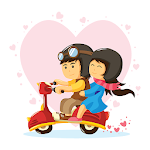 Love Sticker Packs - WAStickerApps Icon