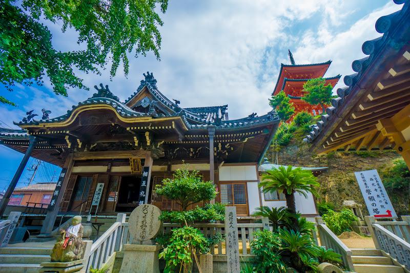 Shodoshima Island, Saikoji Temple 6