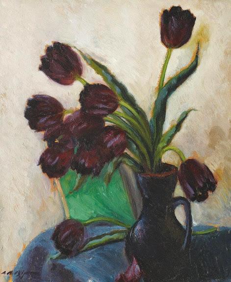 Leon Biju - Lalele negre