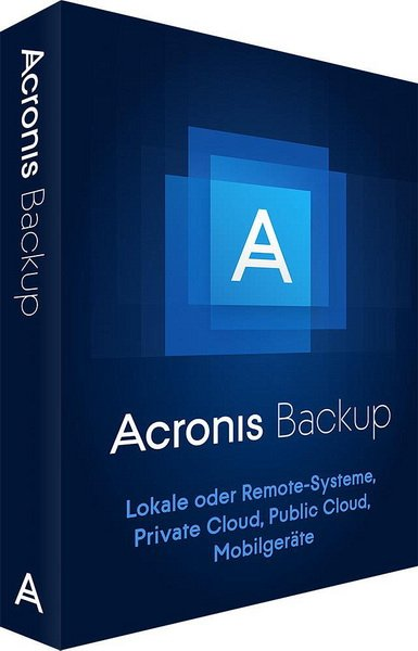 Acronis Cyber Backup v12.5 Build 16428 BootCD