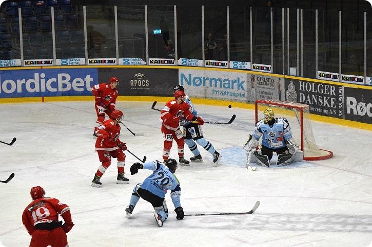 Ishockey på Rødovres hjemmebane