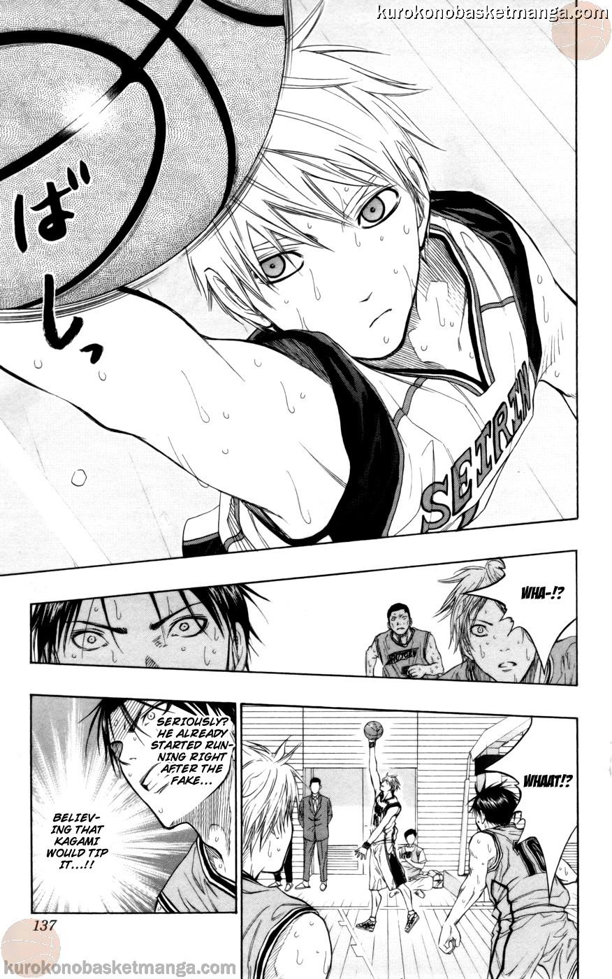 Kuroko no Basket Manga Chapter 87 - Image 11