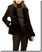 Karen Millen Shearling Jacket
