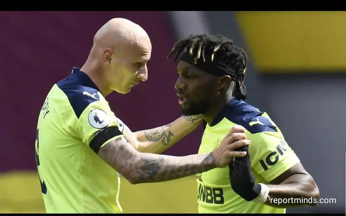 Premier League: Allan Maximin inspires Newcastle comeback win against Burnley (Highlights) 2020-2021