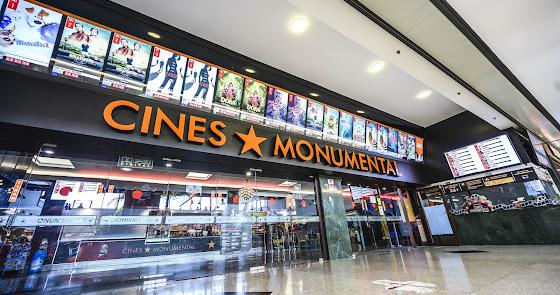 Cines Monumental reabre sus puertas este viernes 26 de junio