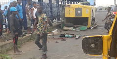 Lagos accident, Many feared dead in Lagos accident