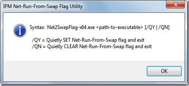 New IPM utility Net2SwapFlag — solves infamous KB2536487 issue