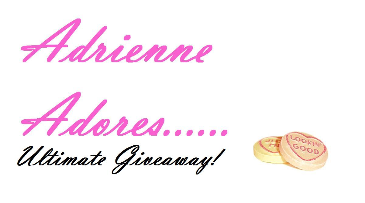 Adrienne Adores Giveaway