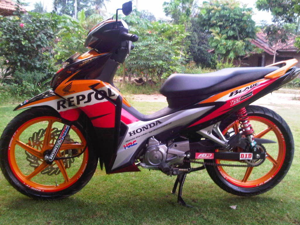 blade modifikasi ninja