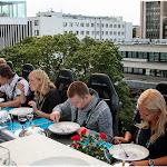 Dinner In The Sky, Tallinn 2014.08.15 / foto: Ardo Säks, www.vabaaeg.eu
