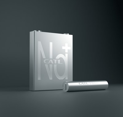 catl bateria iones de sodio