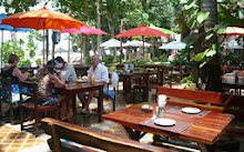 ร้านอาหาร ของ ที่พักเกาะช้าง ที่ โรงแรมบ้านปู เกาะช้าง