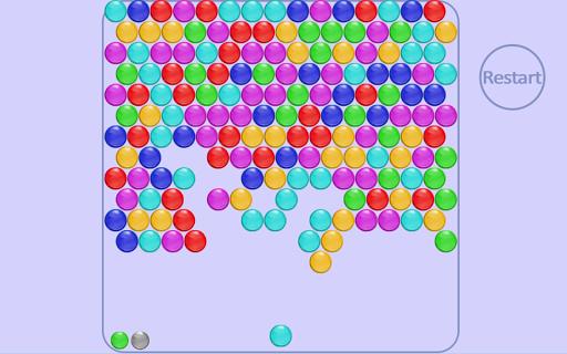 無料休闲Appのバブルシューター|記事Game