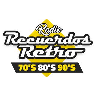 Logo Recuerdos Retro Radio TV