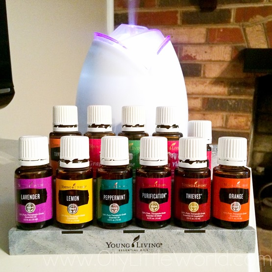 Young Living Oil Holder -5846