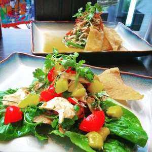Busaba Ethai summer menu