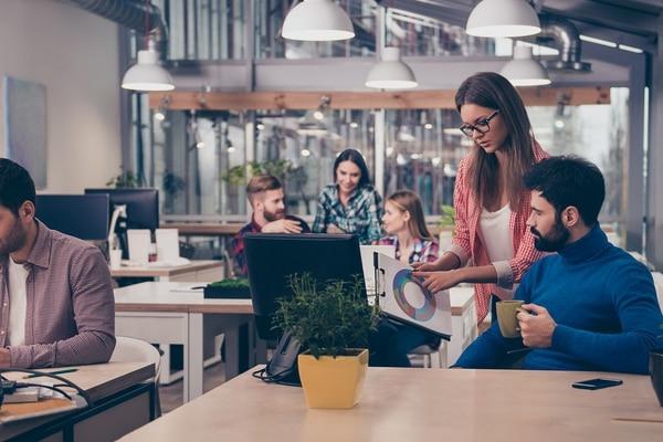 La flexibilidad del coworking y la valoración inmobiliaria