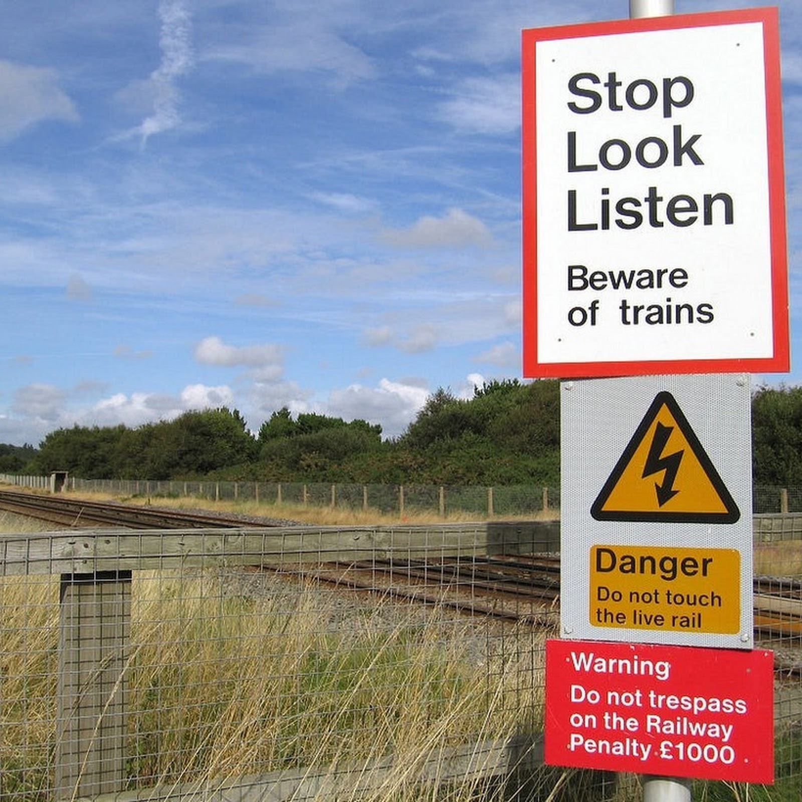 Britain's User Worked Level Crossings