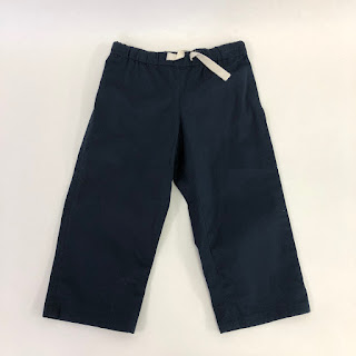 *SALE* Rag & Bone 2yr Boys Navy Trousers