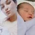 Jovem de 19 anos vai ao hospital com suspeita de tumor e dá à luz á filha