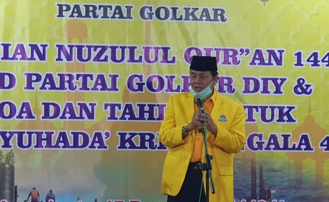 Ini Harapan Anggota DPR RI Gandung Pardiman Pasca Musibah KRI Nanggala 402