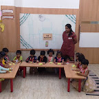 Eid Celebration by Nursery Evening section at Witty World, Chikoowadi (2018-2019)
