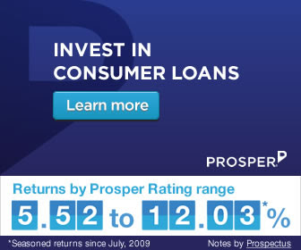 Invest in P2P lending with Prosper