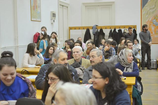 Seara cultural duhorvniceasca la FTOUB 053