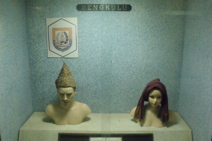 Bengkulu fejfedő
