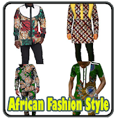 Fashion style africa for men