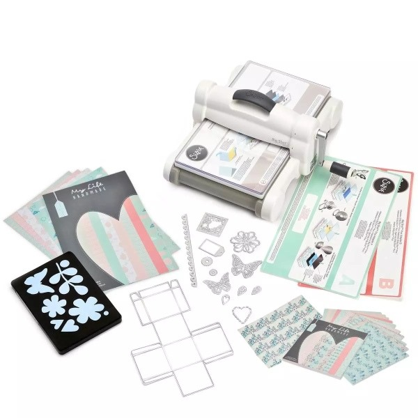 Big Shot Plus con Starter Kit di Sizzix