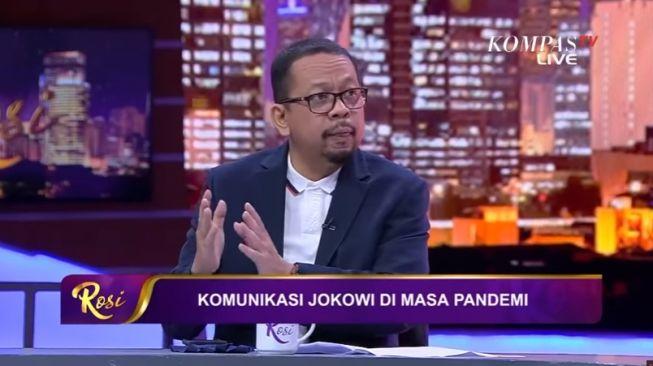 Qodari Yakin Jokowi Tak Bisa Menolak, Jika Diminta PDIP Nyapres Lagi Tahun 2024