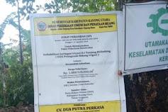 Kabid PUPR dipanggil Polres,Ketum LKP Dukung Langkah Tegas Polres Kayong Utara.