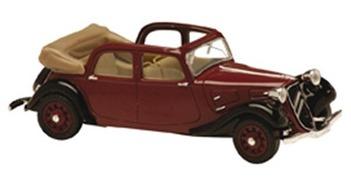 143001 Citroën Traction 11B découvrable 1938