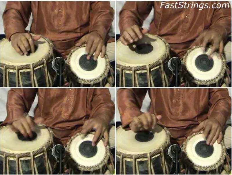 Pandit Sadanand Naiampalli - Theory and Practice of Tabla