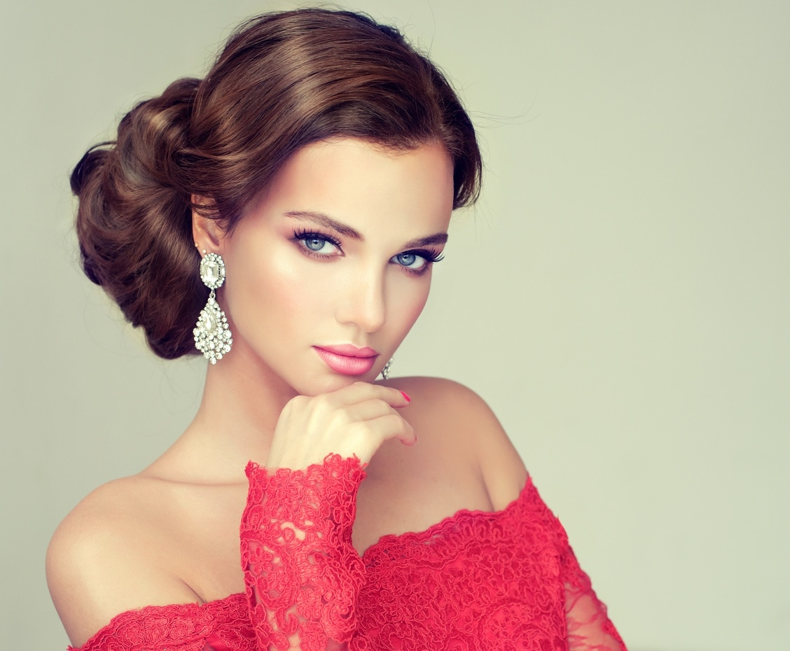 Latest Prom Hairstyles 2018 -Selecting For All Lengths Of Hair 4