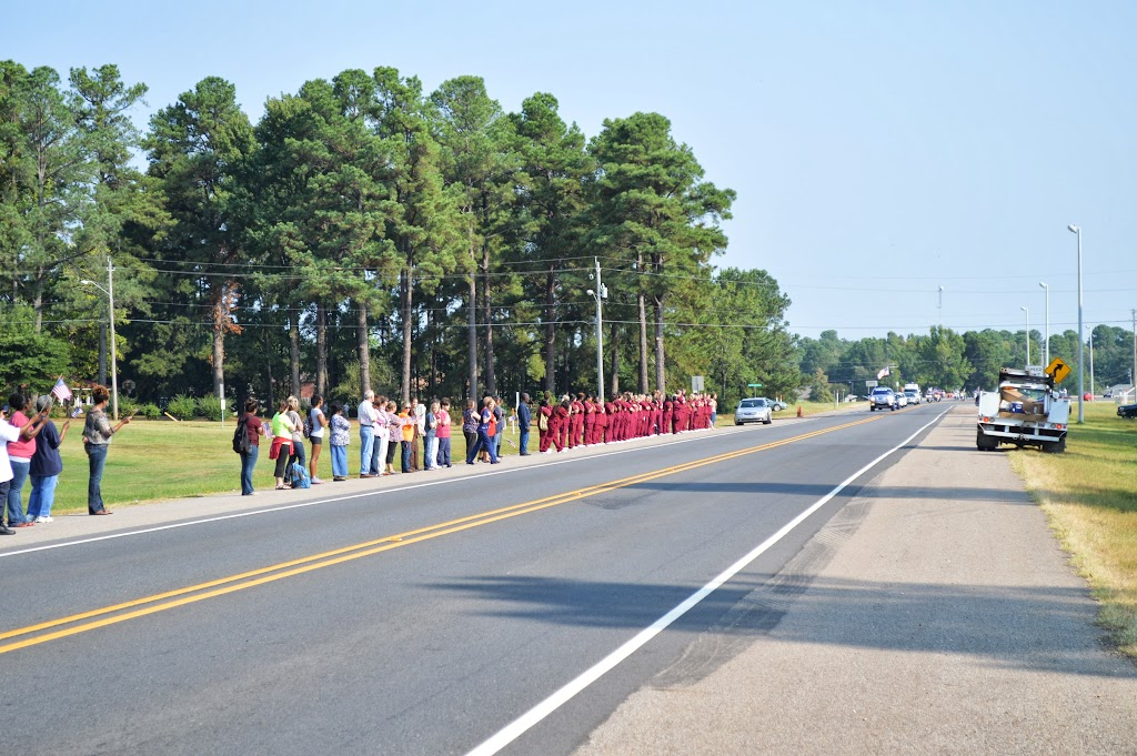 Honoring Sergeant Young Procession - DSC_3206.JPG