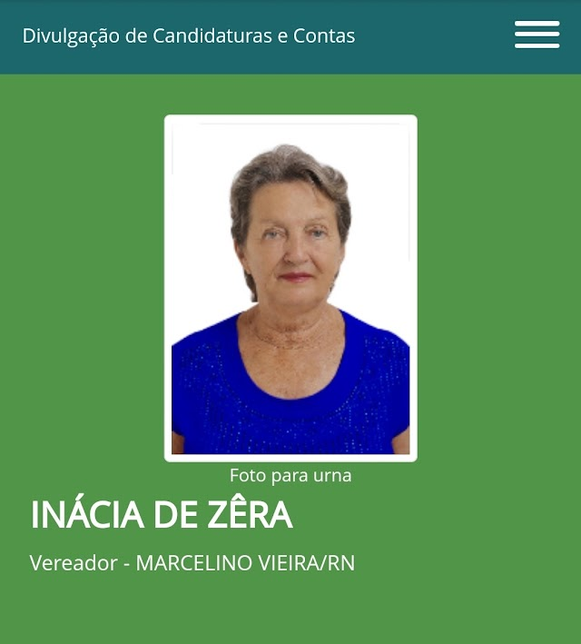 Marcelino Vieira: Inácia de Zera substitui candidata de oposição que renunciou