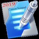 Custom Notepad 2019 APK